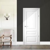 Двери Белая эмаль