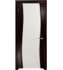 Дверь Милена-4 белый триплекс
