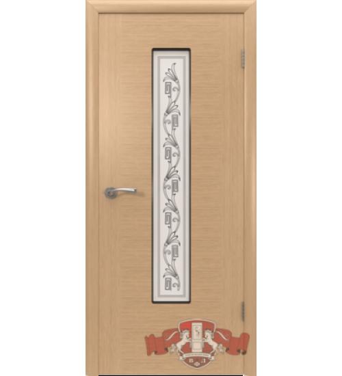 Дверь 8ДО1 шпонированная ВФД