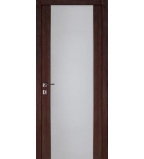 Дверь Милена-3 белый триплекс