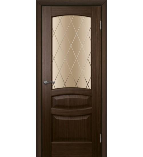 Дверь Алина ДО (стекло) Альвион
