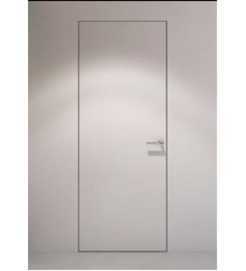 Дверь INVISIBLE матовая кромка с 2 сторон
