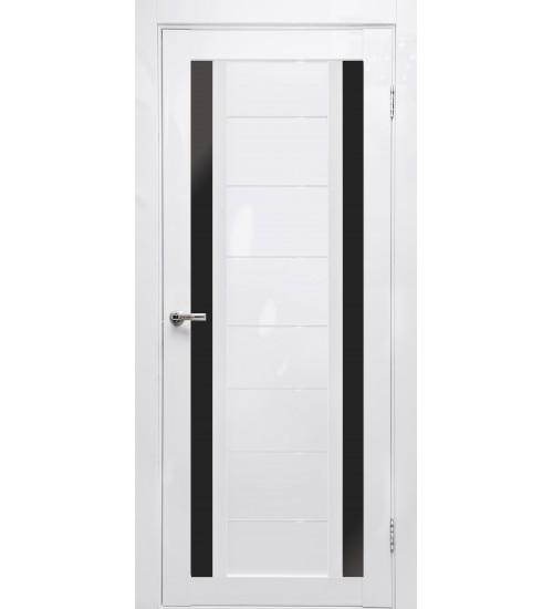 Дверь Тандем белый глянец