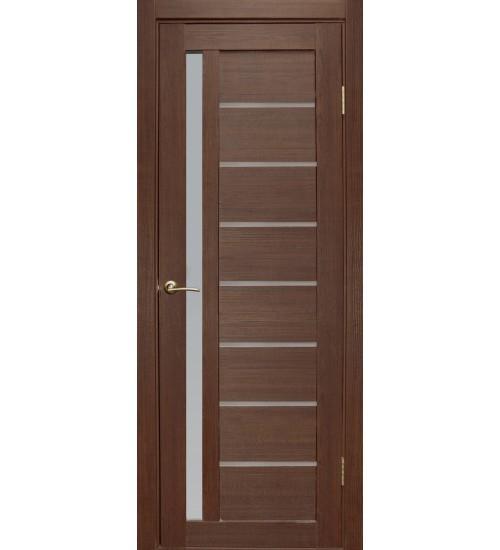 Дверь Вертикаль матовое стекло FORET