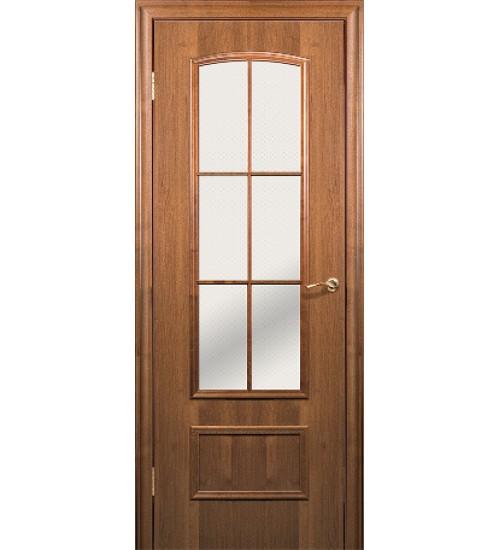 Дверь 208 ДО темный орех Краснодеревщик