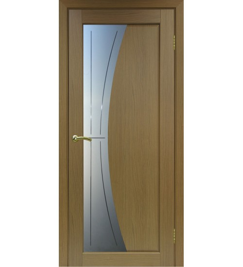 Дверь Сицилия 721.21 стекло Линии Оптима Порте
