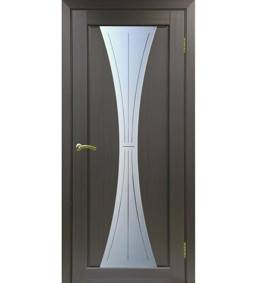 Дверь Сицилия 732.121 стекло Линии Оптима Порте