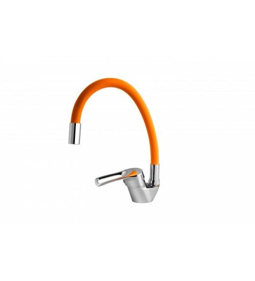 Смеситель для кухни TURDUS 17 K Orange