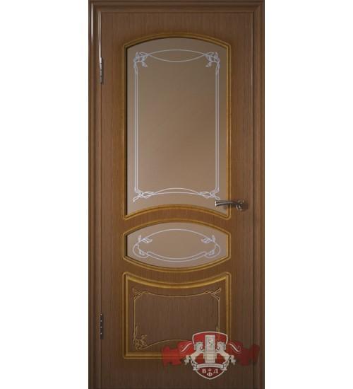 Дверь 13ДР3 шпонированная ВФД