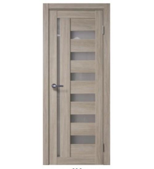 Дверь 606 ДО дуб серо-зеленый Краснодеревщик