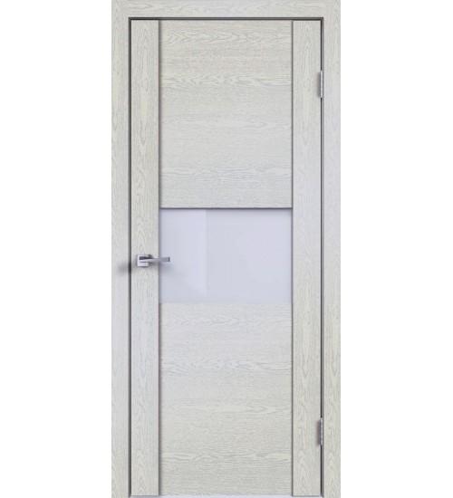 Дверь Modern-1 белый лакобель белый ясень
