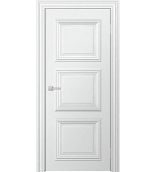 Дверь Miel ДГ белая эмаль фотопечать
