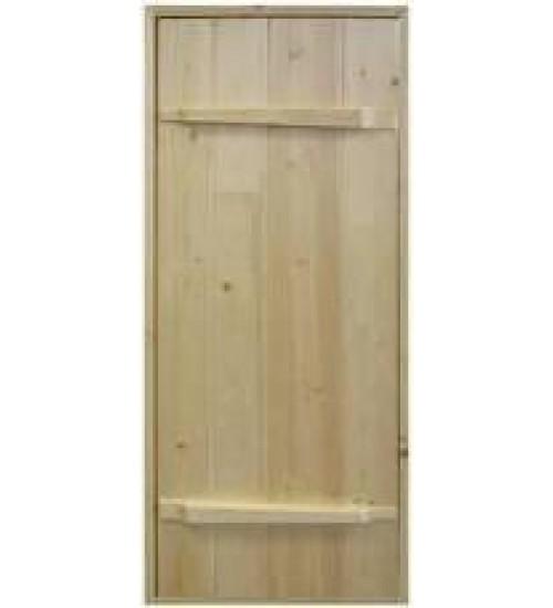 Дверь ласточкин хвост (сосна)