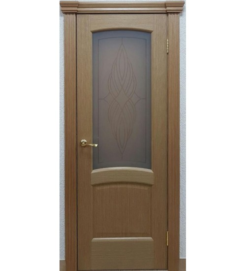 Дверь шпонированная Классика ПО