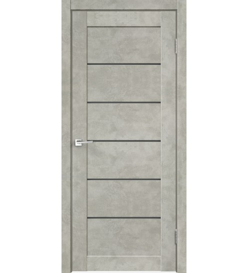 Loft-1 бетон светло-серый