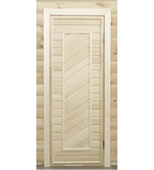 Дверь ПГ-7 для бань и саун