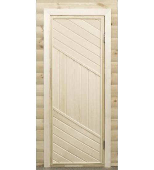Дверь ПГ-8 для бань и саун