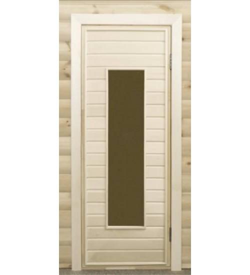 Дверь ПО-4 для бань и саун