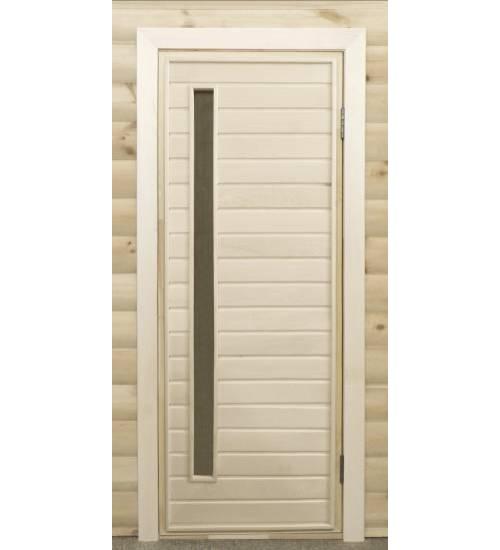 Дверь ПО-5 для бань и саун