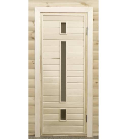 Дверь ПО-6 для бань и саун