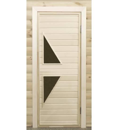Дверь ПО-7 для бань и саун