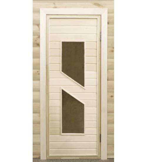 Дверь ПО-8 для бань и саун