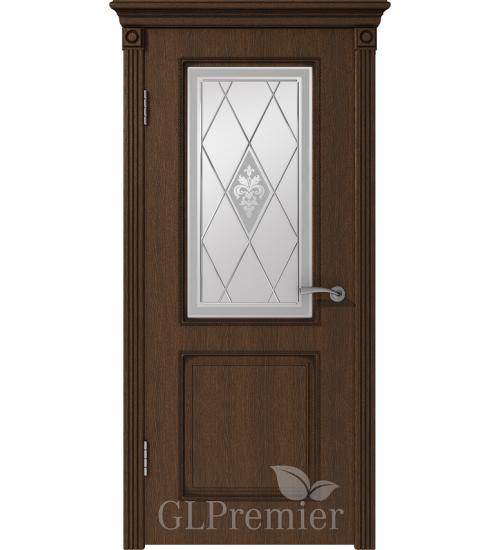Дверь ПВХ GL PREMIER 22