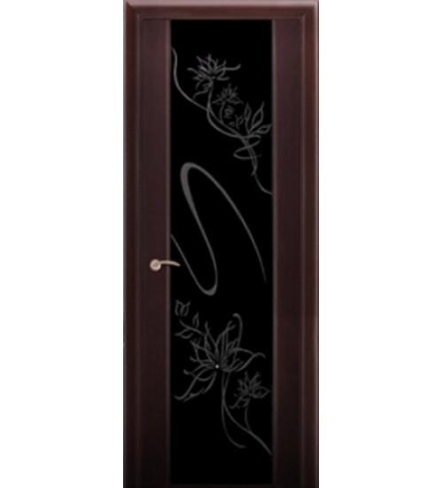 Дверь Милена-3 триплекс стразы 2