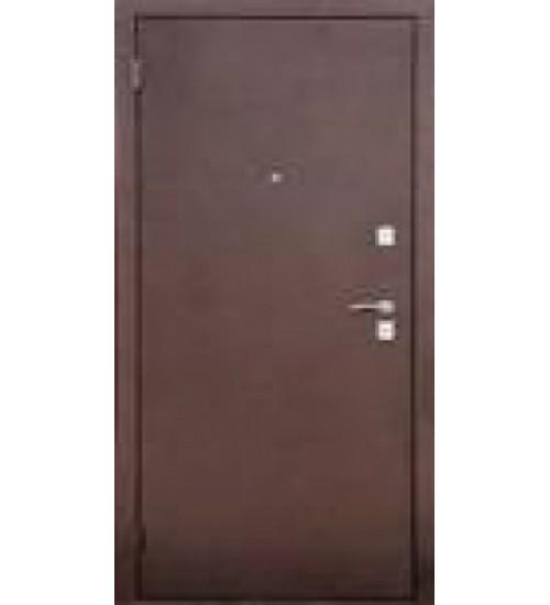 Стальная дверь ЯШМА Алмаз металл/металл