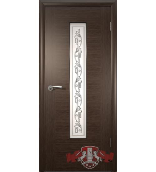 Дверь 8ДО4 шпонированная ВФД