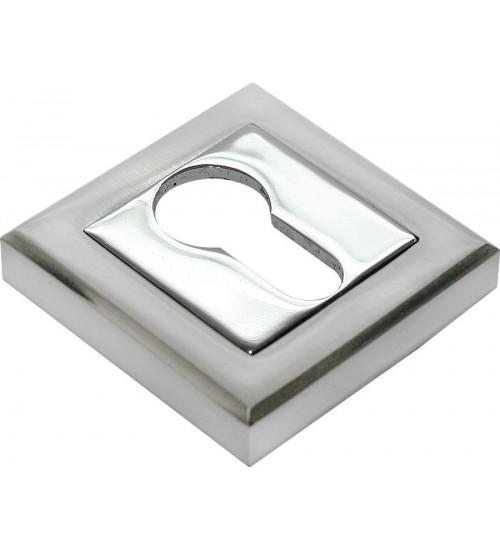 Накладка RUCETTI RAP KH-S SN/CP Белый никель
