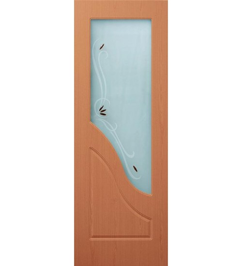 Дверь Грация ПВХ ПО