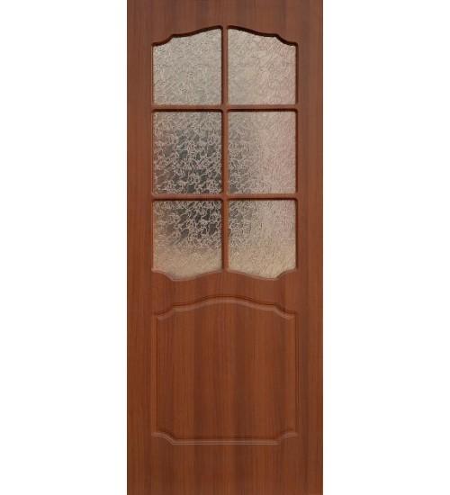 Дверь Классика ПВХ ПО