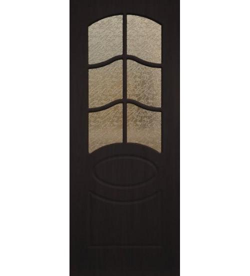 Дверь Неаполь ПВХ ПО