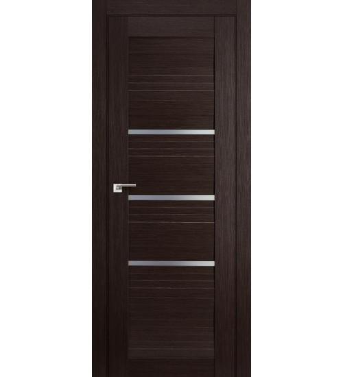 Дверь 18X венге мелинга стекло матовое Profildoors