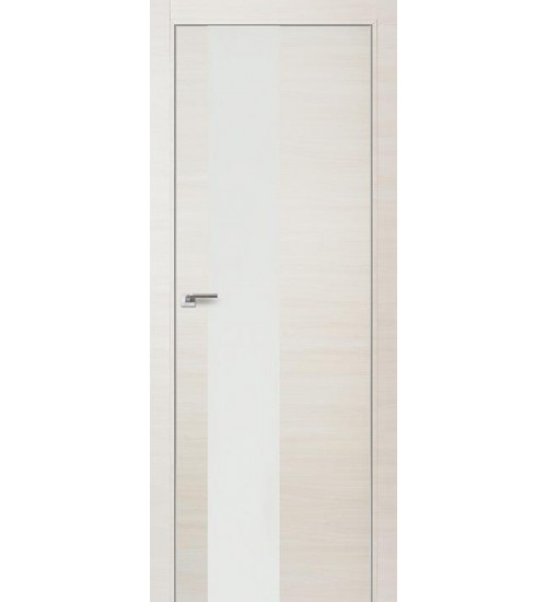 Дверь 5Z AGB эшвайт беленый дуб кроскут белый лак Profildoors