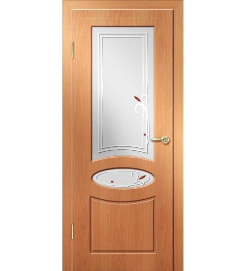 Дверь ПВХ АЛИНА ДО
