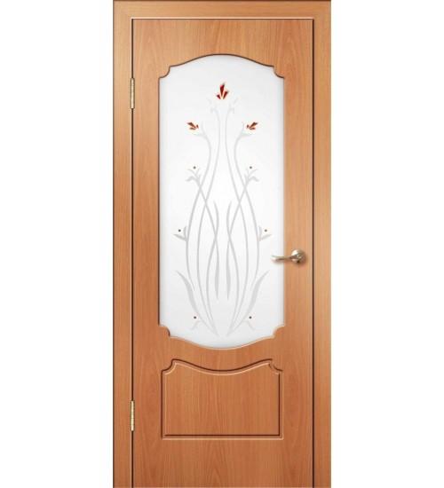 Дверь ПВХ КЭРОЛ ДО
