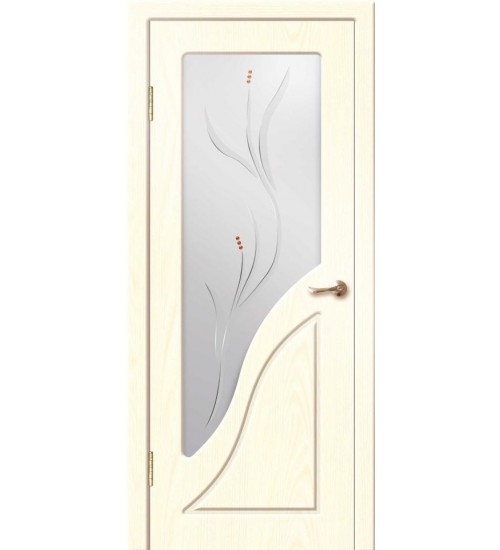 Дверь ПВХ ЖАСМИН ДО