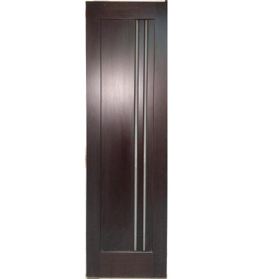 Дверь шпонированная Альфа Э4-1 венге