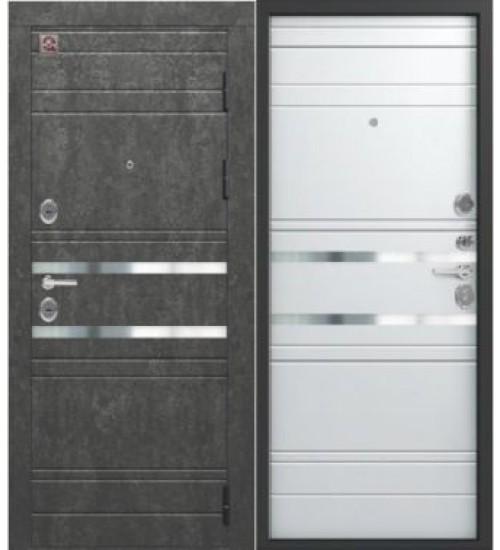 Центурион, С-109, серый муар/софт белый