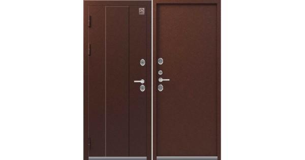 Металлическая дверь Центурион Т-3 с терморазрывом медь