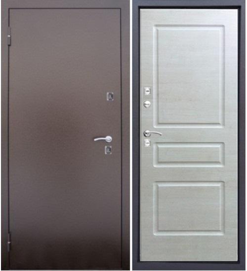 Входная дверь Эталон Агат-3 термо медь-прованс