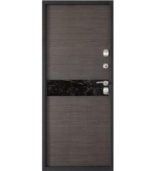 Стальная дверь Аллегро 1,5мм венге