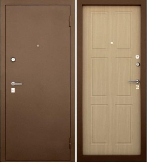 Стальная дверь Алмаз-100 шелк 4 притвора