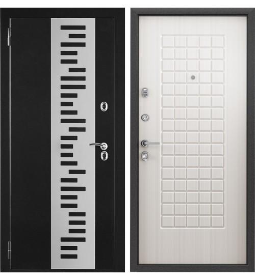 Стальная дверь BERSERKER TT-G301 (Таймыр-301) Сосна прованс
