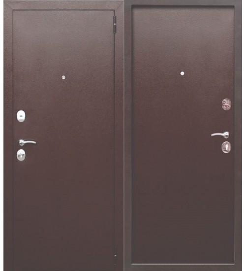 Дверь Гарда 7,5 металл/металл
