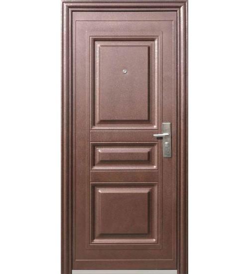 Стальная дверь К700-2 Сибирский стандарт