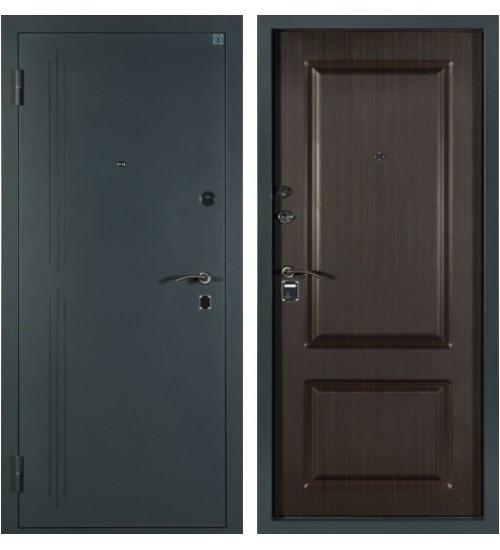 Стальная дверь Малахит Алмаз