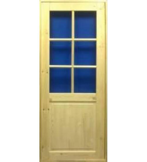 Дверь ПОФ для бань и саун